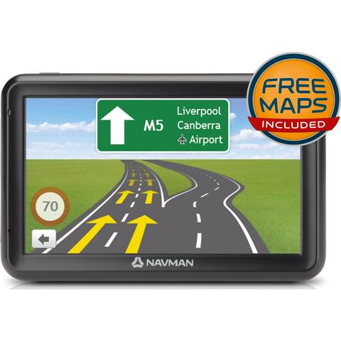 NAVMAN MOVE85LM GPS 5IN LCD TOUCH SCREEN