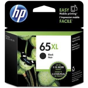 HP 65XL BLACK INK CARTRIDGE