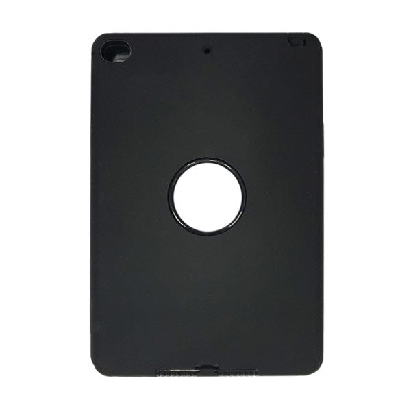 KORE APPLE IPAD MINI 5 HEAVY DUTY CASE- BLACK OUTER WITH BLACK INNER CASE