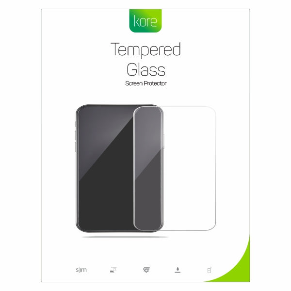 Kore Tempered Glass for iPad 7th Gen 10.2-inch