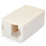 RJ45 CAT 5E MODULAR INLINE COUPLER (FEMALE TO FEMALE)