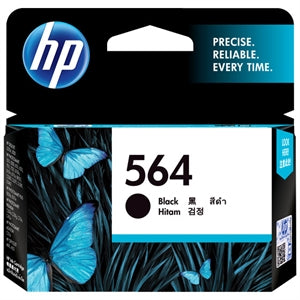 HP 564 BLACK INK CB316WA