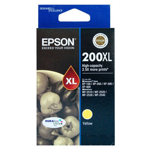 Epson 200XL Yellow Ink Cartridge