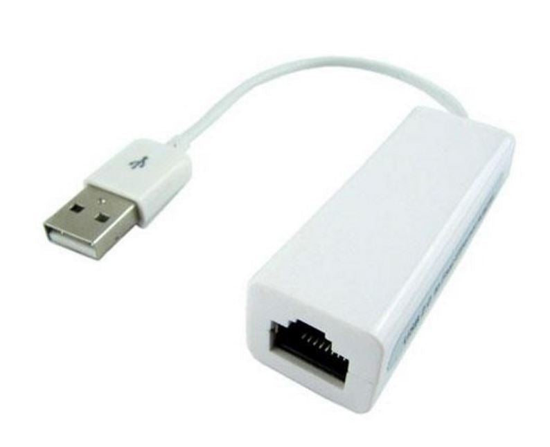 USB to Ethernet Adaptor