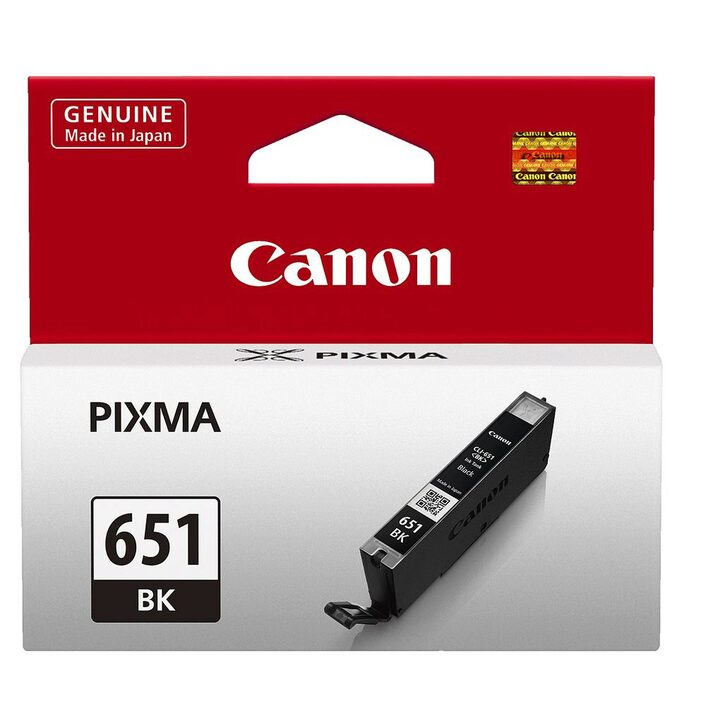 Canon PGI-651 Black Ink Cartridge