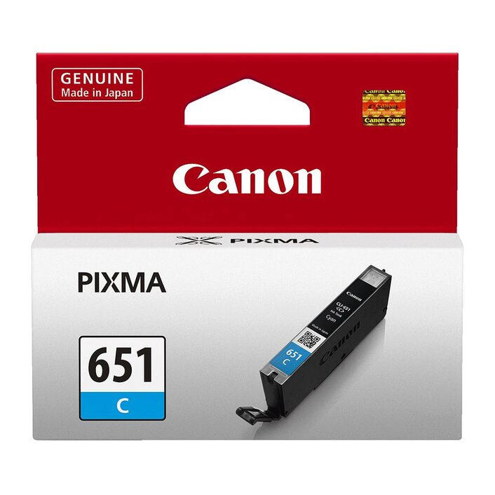 Canon PGI-651 Cyan Ink Cartridge