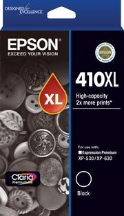 Epson 410XL Black Ink Cartridge