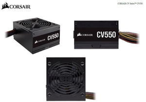 Corsair 550W CV Series ATX Power Supply