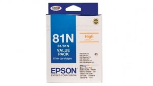 Epson 81N High Yield Value Pack