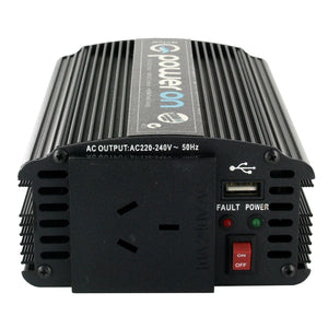 AVICO POWER INVERTER 12VDC TO 230VAC 300W