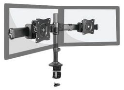 DESKTOP DUAL SCREEN MONITOR ARM 8Kg (x2)