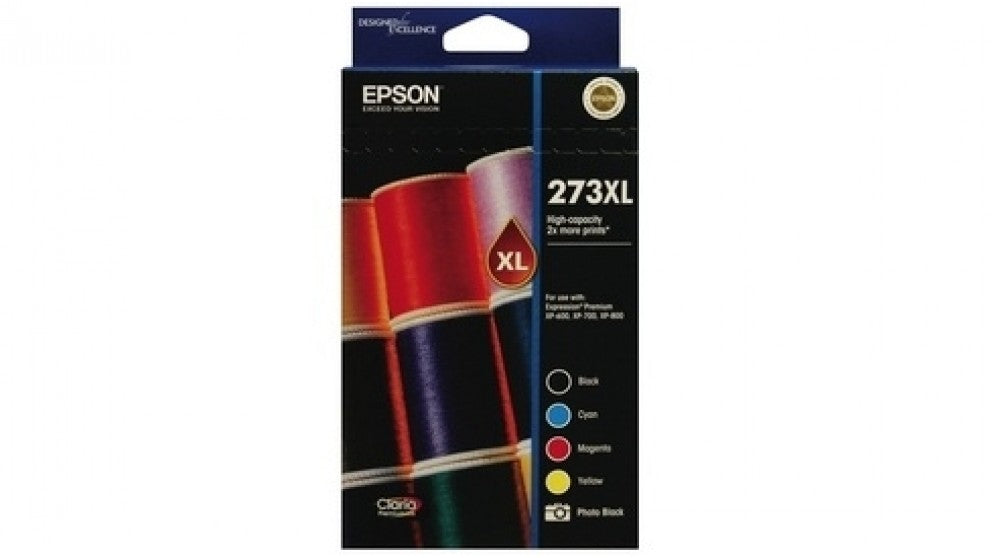 Epson 273XL Ink Value Pack