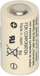 3V LITHIUM 1/2 AA BATTERY