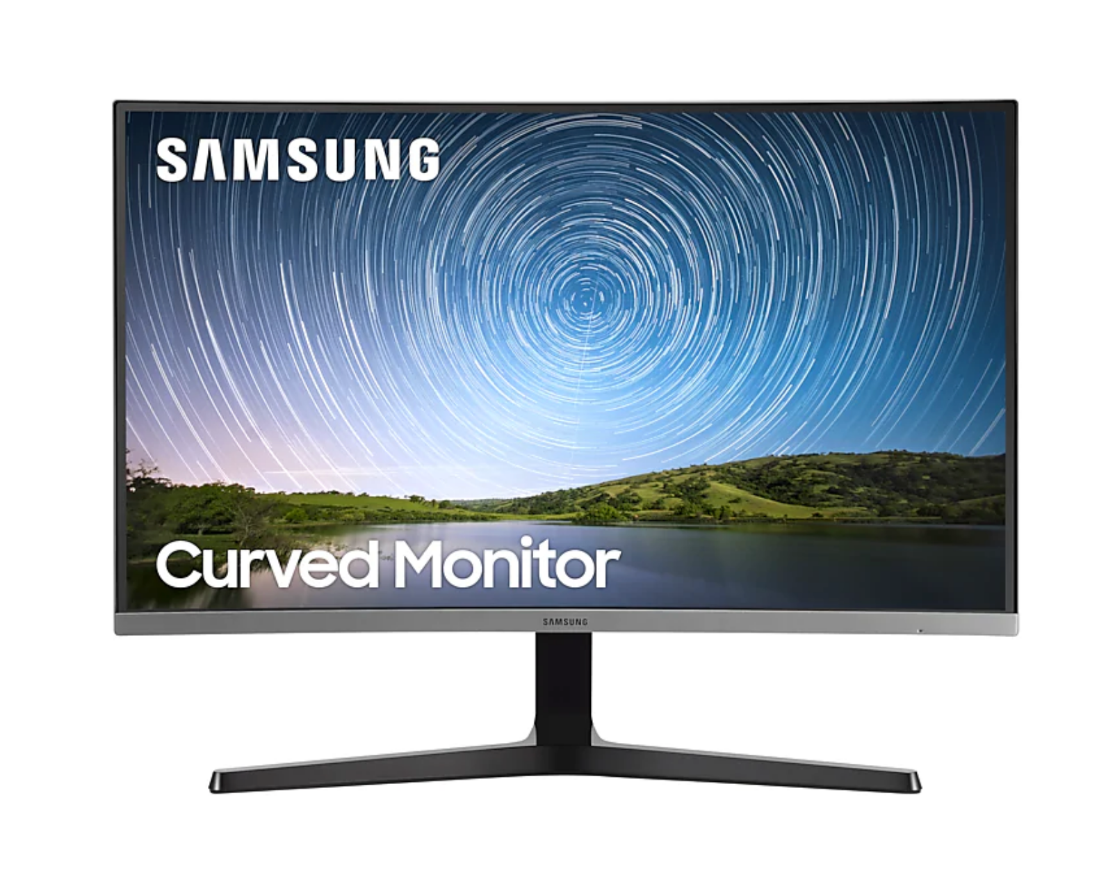 "Samsung 32"" CR500 Curved FHD Monitor"