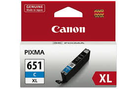 Canon PGI-651XL Cyan Ink Cartridge