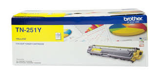 Brother TN-251 Yellow Toner Cartridge