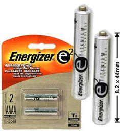 1.5V ALKALINE AAAA BATTERY