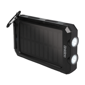 Uniden UPP80S Portable Solar Power Bank