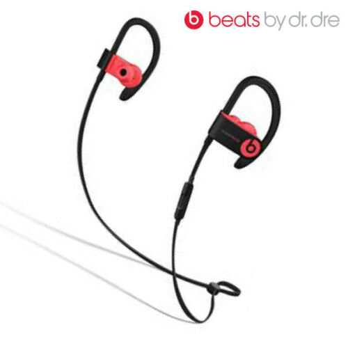 Beats Powerbeats 3 Wireless Earphones - Siren Red