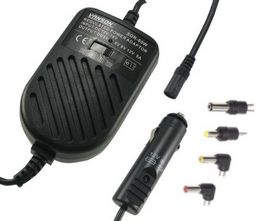 VANSON 60WATT POWER CAR ADAPTER MULTI TIP  SDR-60W