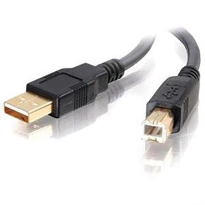 ALOGIC 1m USB 2.0 Printer Cable - Type A Male to Type B Male