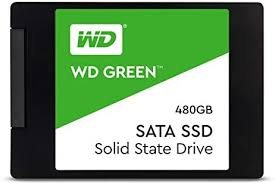 WD GREEN 480GB SATA 7mm SSD