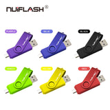 nuiflash USB flash drive OTG high Speed drive - techessentialstoday