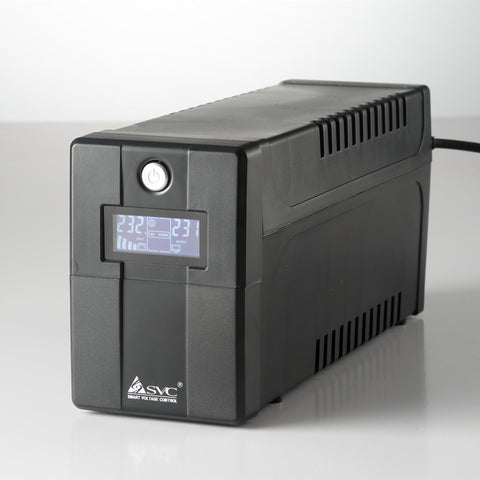 UPS Uninterruptible power supply /   Endurance ability 30 minutes / Voltage regulation 1000VA 600W