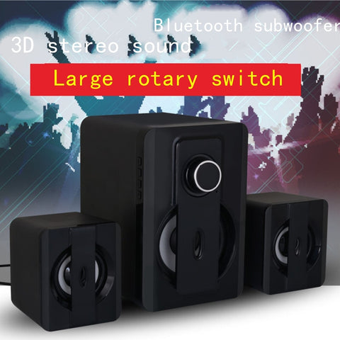 Bluetooth Speaker Subwoofer Laptop Speaker Stereo Woofer Music Center Home Theater Sound System Caixa De Som Boombox F4052B - techessentialstoday