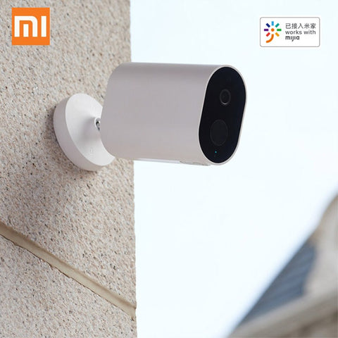 Xiaomi Mijia Smart IP Camera With Battery Gateway 1080P   Outdoor Wireless Smart Camera - techessentialstoday