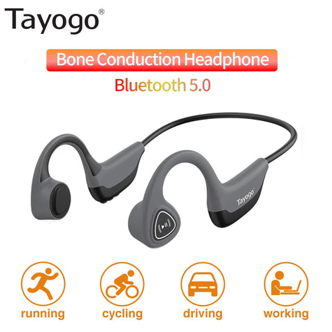 Tayogo S2 Wireless Bluetooth Headset - techessentialstoday