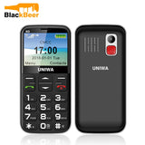 V808G 2.31 Inch Mobile Phone 3G WCAMA Cellphone for Senior - techessentialstoday