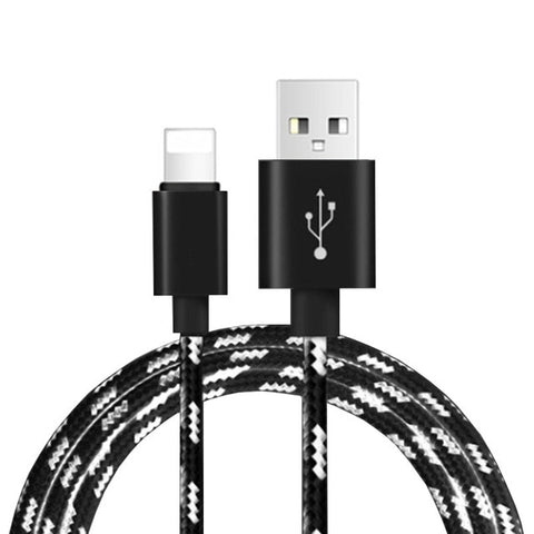 USB Charger Cable Data Cord For Apple iPhone