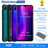 Smartphone Android 8.1 13MP Rear Camera 16GB cell phone - techessentialstoday