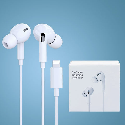 Wired Earphones Music Headphones In Ear Stereo - techessentialstoday