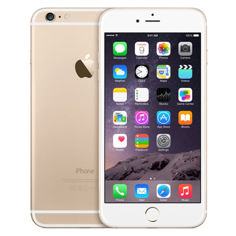 Apple iPhone 6 Dual Core  l Unlocked Mobile Phone 4.7' IPS 1GB G LTE Cell Phone - techessentialstoday