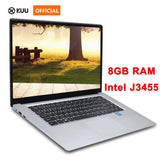 15.6 inch Laptop   Intel j3455 Quad Core Student Computer Ultrabook Notebook - techessentialstoday