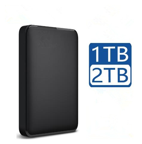 Portable External Hard Drive Disk HD 1TB 2TB High - techessentialstoday