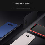 Matte Ultra Slim Cell Phone Case For Samsung Galaxy S8 S9 S10 - techessentialstoday