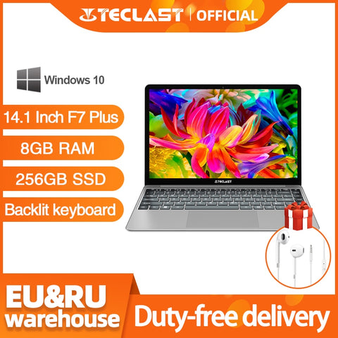 Teclast F7 Plus Laptop 14.1 inch