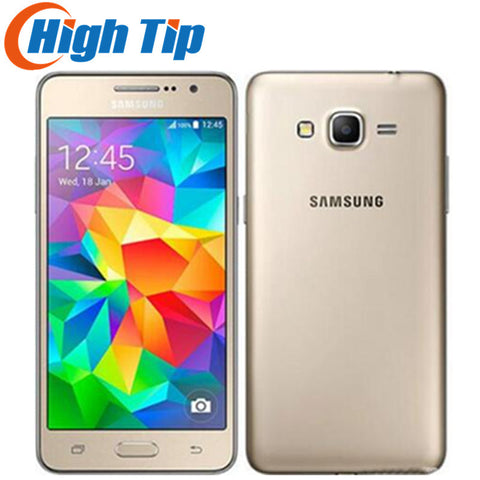 Unlocked Original Samsung   Dual Sim 8GB ROM 5.0 Inch Refurbished Mobile Cell Phone - techessentialstoday
