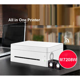 M7208W Black And White Laser Machine - techessentialstoday
