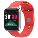 Smart Band Heart Rate Blood Pressure Fitness Tracker  fitbits - techessentialstoday