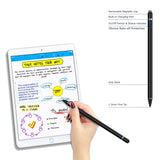 Black - Smart Stylus pen for Apple and Android - M: 811B - Digital touch pen