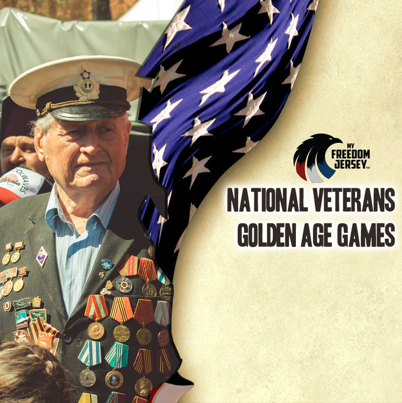 How to Support National Veterans Golden Age Games