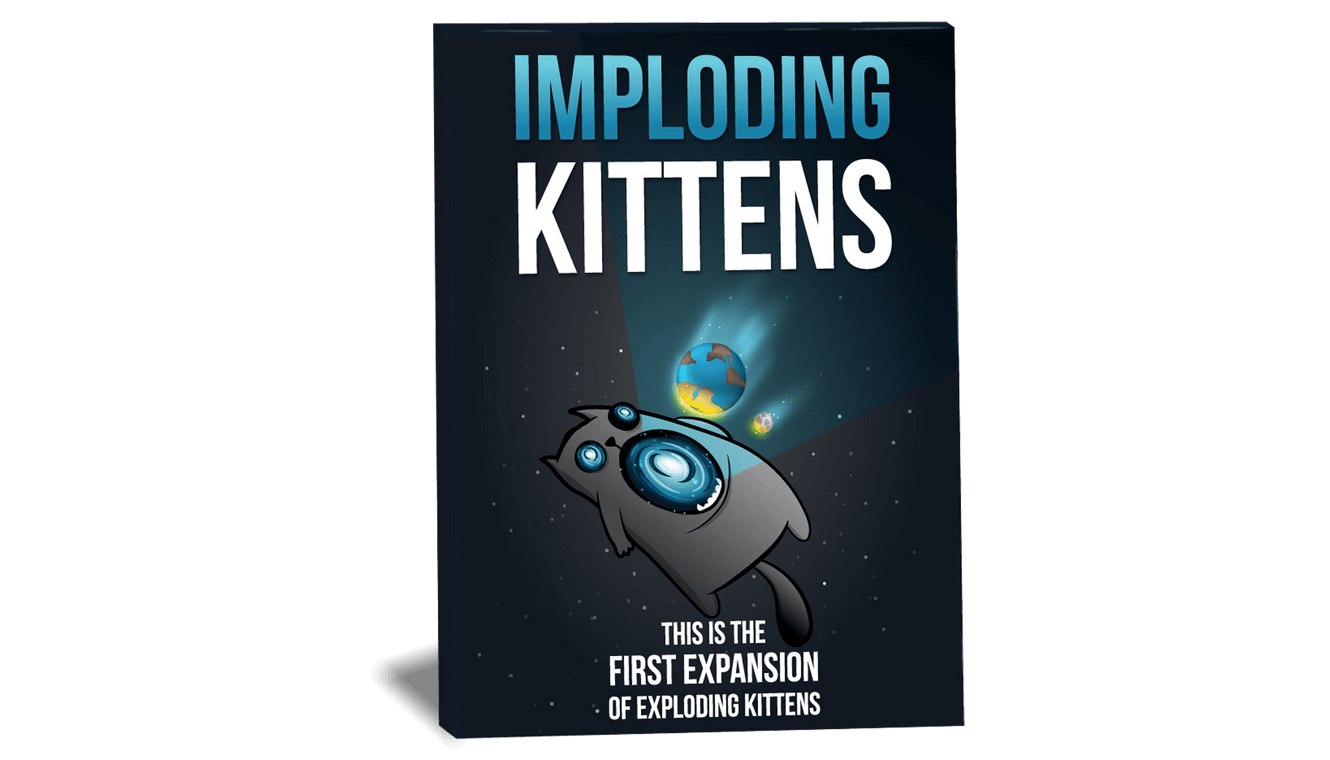 IMPLODING KITTENS: Expansion
