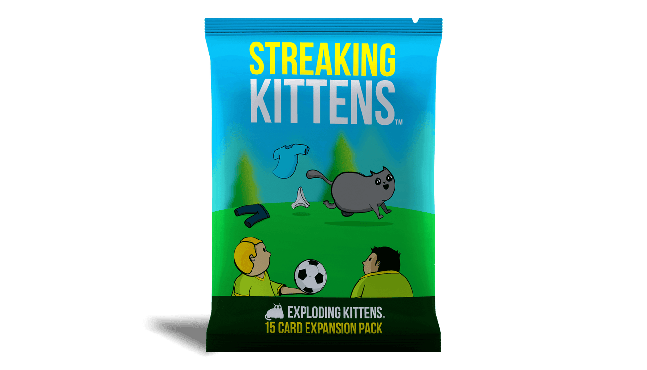STREAKING KITTENS: Expansion