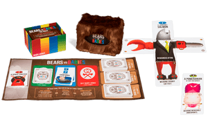 Bears vs Babies Games Boards and Elements