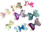 Girls Bow Hair Clips