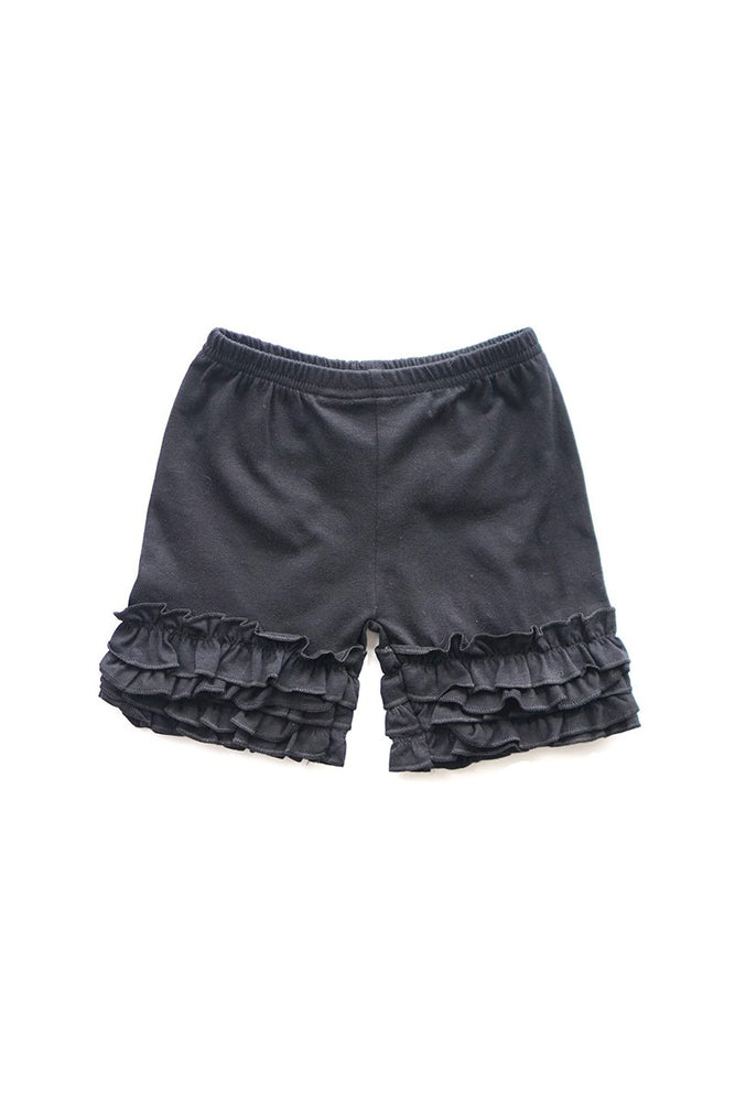 Girls Icing Ruffles Shorts
